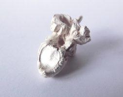 Anhänger POPCORN, 925 Silber