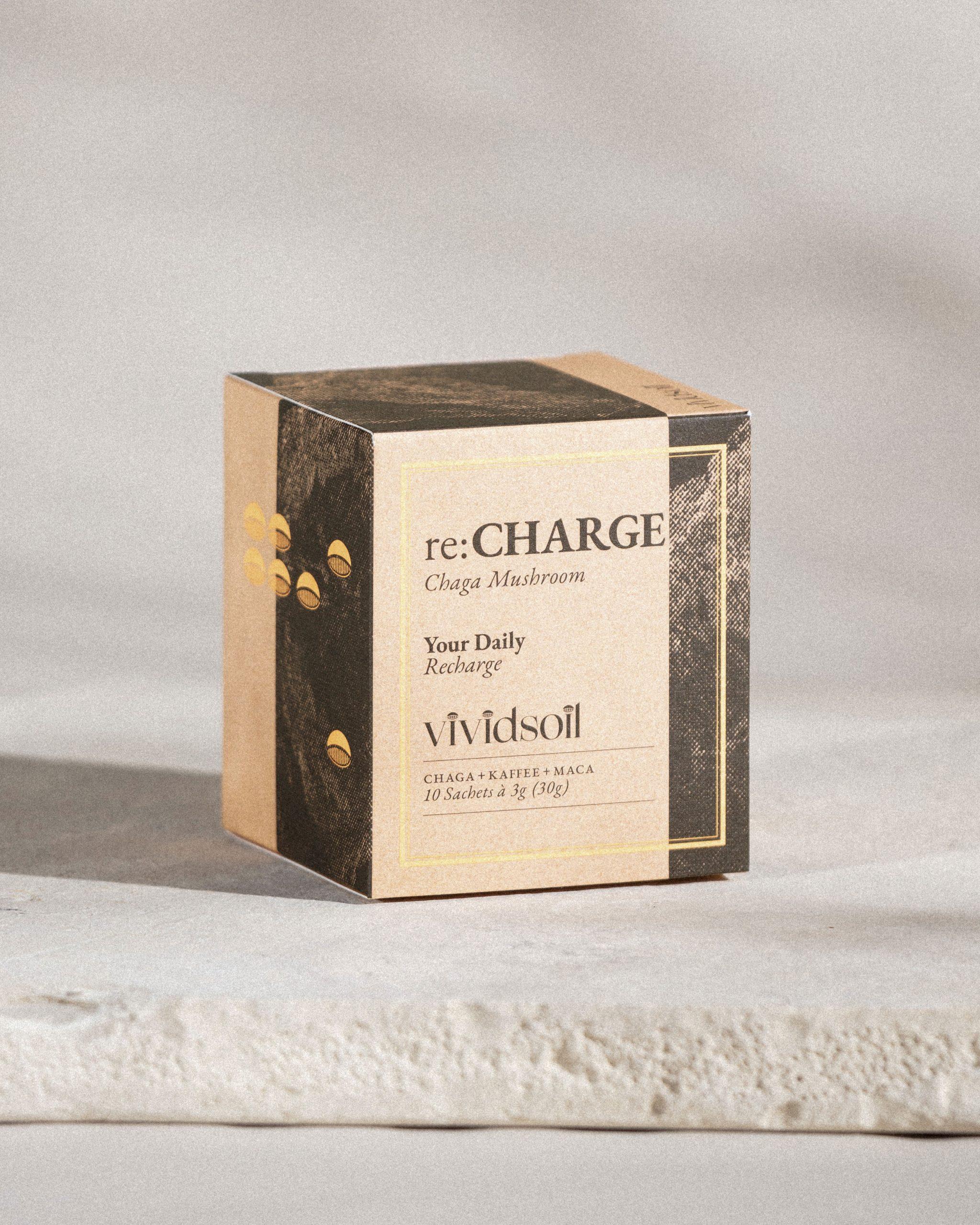 re:CHARGE – Kaffee mit CHAGA